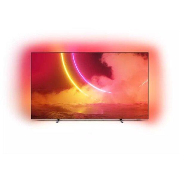 Телевизор Philips 65OLED805/12 , 165 см, 3840x2160 UHD-4K , 65 inch, Android , OLED , Smart TV
