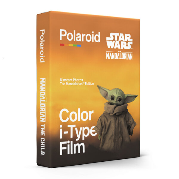Аксесоар фото Polaroid Color Film for i-Type - The Mandalorian 006020