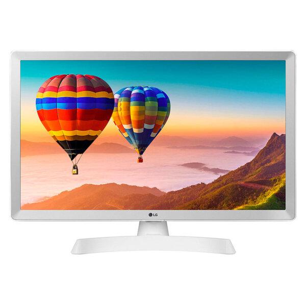 Монитор с ТВ тунер LG 28TN515S-WZ , 1366x768 HD Ready , 28 inch, 70 см, LED  , Smart TV