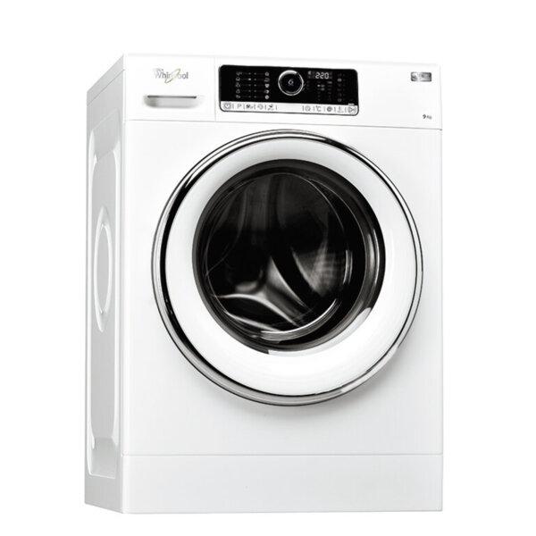 Пералня Whirlpool FSCR90425*** , 1400 об./мин., 9.00 kg, A+++ , Бял
