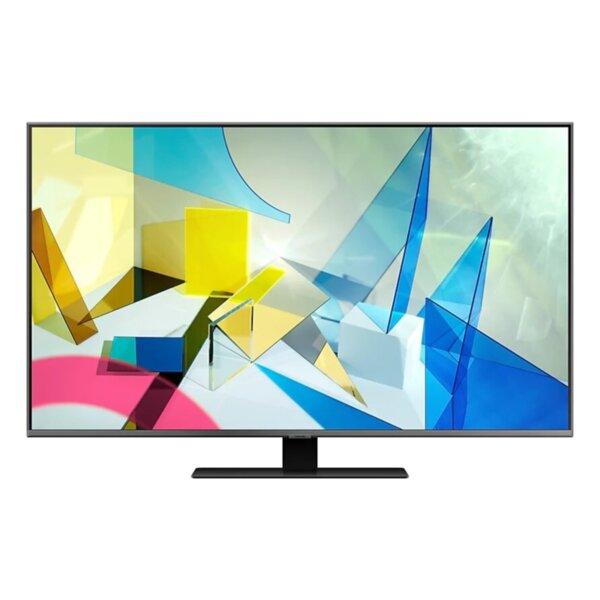 Телевизор Samsung QE50Q80TATXXH , 127 см, 3840x2160 UHD-4K , 50 inch, QLED
