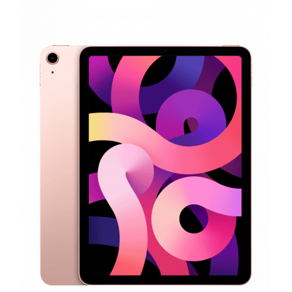 "Таблет Apple IPAD AIR 4 10.9"" WI-FI 64GB ROSE GOLD MYFP2 , 64 GB"