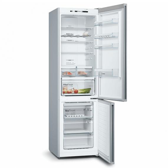 Хладилник с фризер Bosch KGN39IJ3A , 366 l, A++