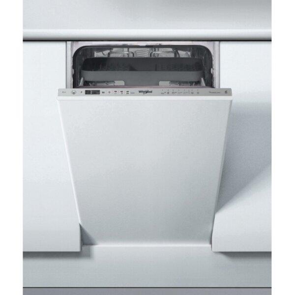 Съдомиялна машина за вграждане Whirlpool WSIO 3T223 PCE X *** , 10 комплекта, 450 Ш, мм, A++