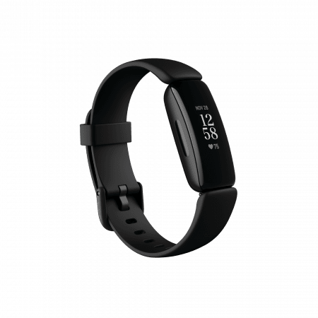 Фитнес гривна Fitbit INSPIRE 2 Black/Back FB418BKBK