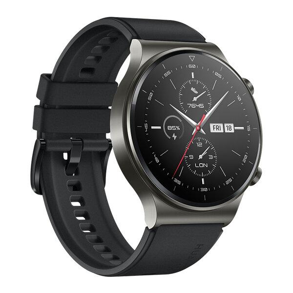 Смарт часовник Huawei WATCH GT 2 PRO SPORT VID-B19 NIGHT BLACK , 1.39