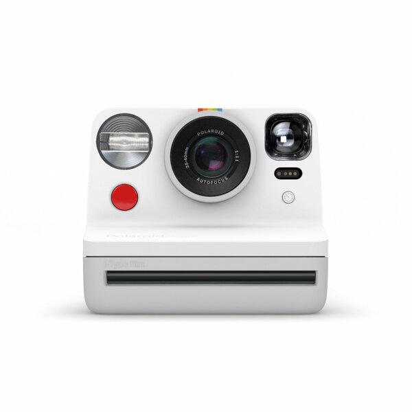 Фотоапарат за моментни снимки Polaroid NOW White 009027