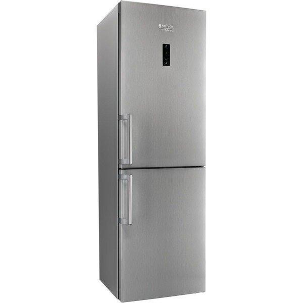 Хладилник с фризер Hotpoint-Ariston XH8 T20 XZH/1 , 333 l, E , No Frost , Сив
