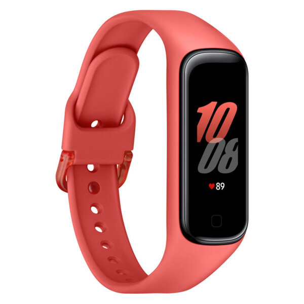 Фитнес гривна Samsung SM-R220NZR GALAXY FIT 2 RED , 1.10