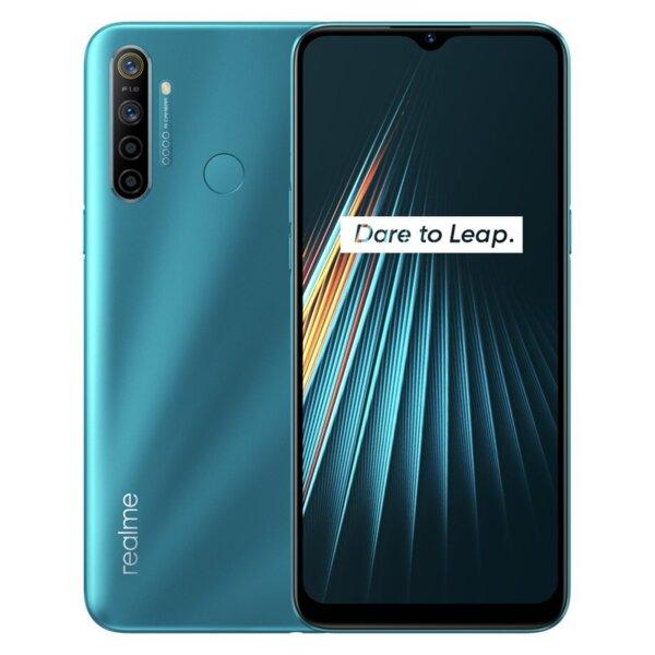 Мобилен телефон Realme 5I 2030 64/4 DS BLUE