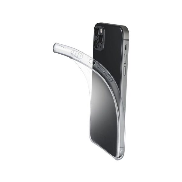 Калъф за смартфон Cellularline FINE iPhone 12/12 Pro ПРОЗРАЧЕН