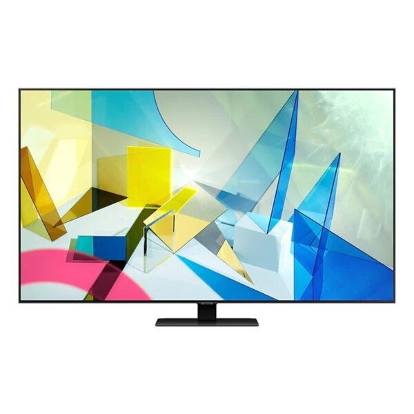 Телевизор Samsung QE55Q80TATXXH , 139 см, 3840x2160 UHD-4K , 55 inch, QLED