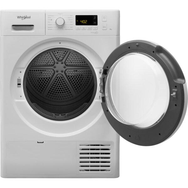 Сушилня Whirlpool FT M22 8X3 EU , 8 kg, A+++ , Бял
