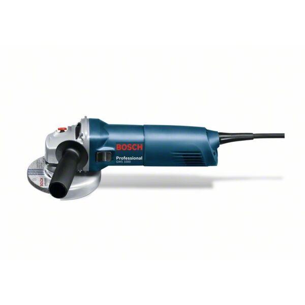 Ъглошайф  Bosch Blue 125мм GWS 1000