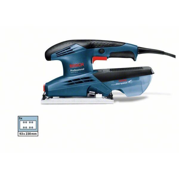 Виброшлайф Bosch Blue GSS 23 A