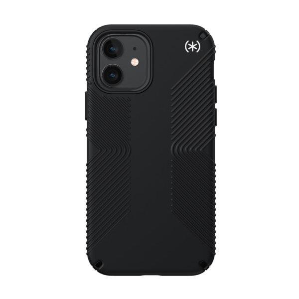 Калъф Speck iPhone 12/12 Pro Presidio2 Grip Black 138487-D143