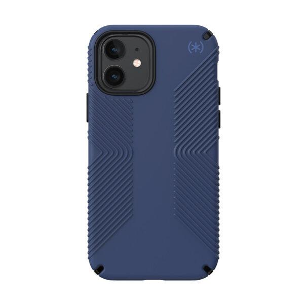 Калъф Speck iPhone 12/12 Pro Presidio2 Grip Blue 138487-9128