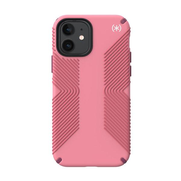 Калъф Speck iPhone 12/12 Pro Presidio2 Grip Pink 138487-9286
