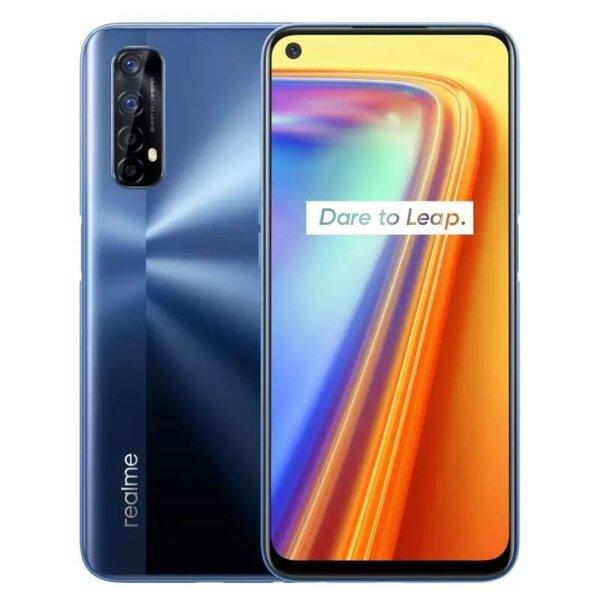 Мобилен телефон Realme 7 64/6 DS BLUE