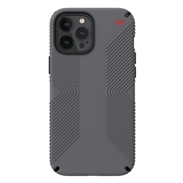 Калъф Speck iPhone 12 Pro Max Presidio2 Grip Grey 138500-9309