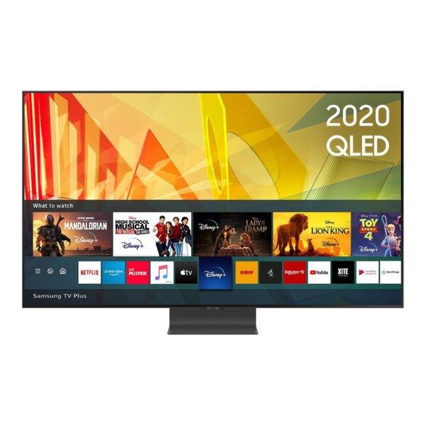 Телевизор Samsung QE75Q95TATXXH , 190 см, 3840x2160 UHD-4K , 75 inch, QLED