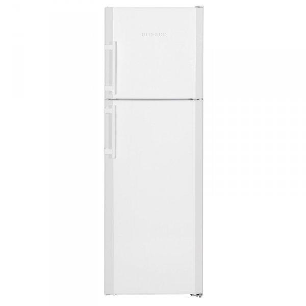 Хладилник с горна камера Liebherr CTP 3316 , 307 l, A++ , Бял