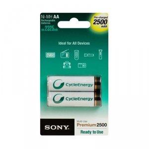 Батерия Sony NHAAB2GN AA NIMH 2 X 2500 MAH