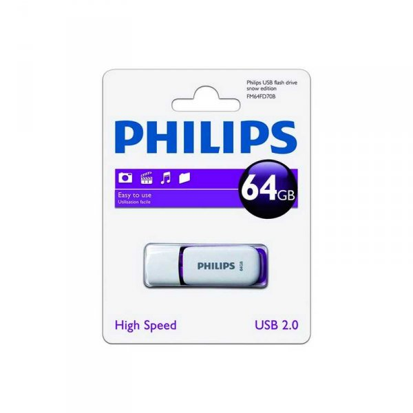 Памет USB Philips SNOW EDITION 64GB 2.0