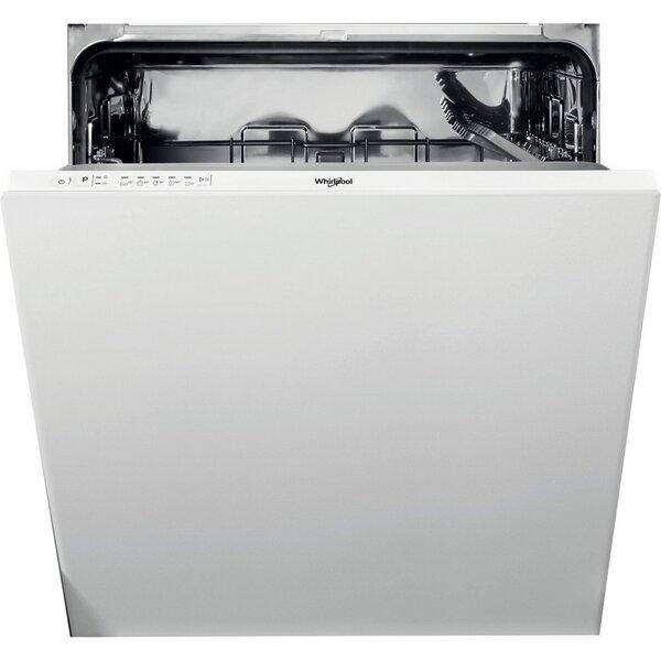 Съдомиялна машина за вграждане Whirlpool WI 3010 , 13 комплекта, 600 Ш, мм, F