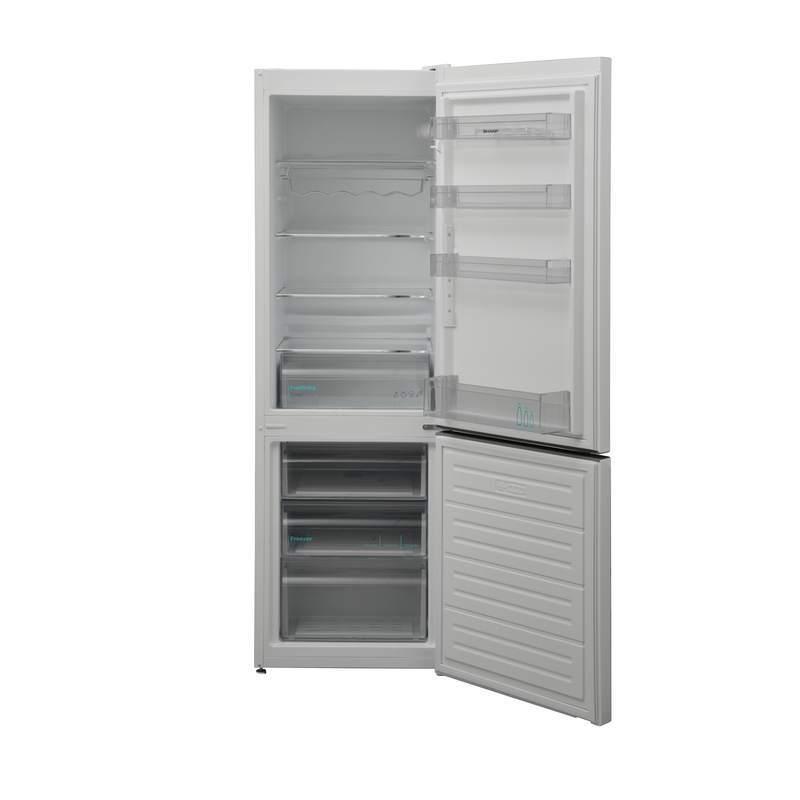 Хладилник с фризер Sharp SJ-BB04DTXWF