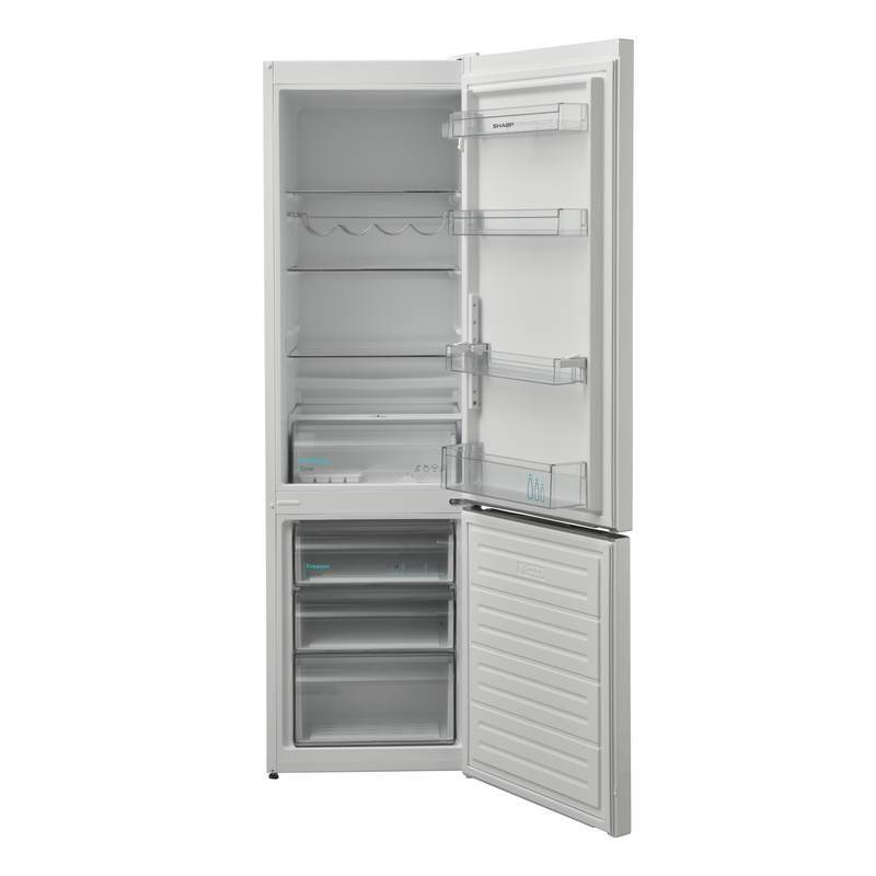 Хладилник с фризер Sharp