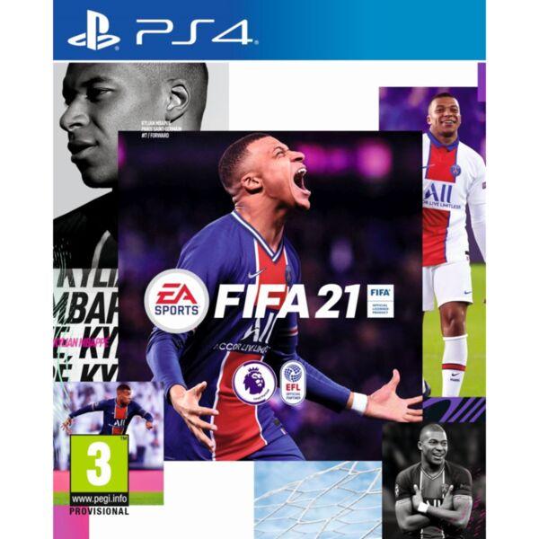 Игра Electronic Arts FIFA 21 (PS4)