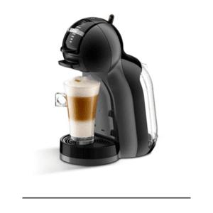Кафемашина Krups NESCAFE®  Dolce Gusto KP120831 NDG MINI ME BLK , 15 Bar, 1500 Вата, Капсули