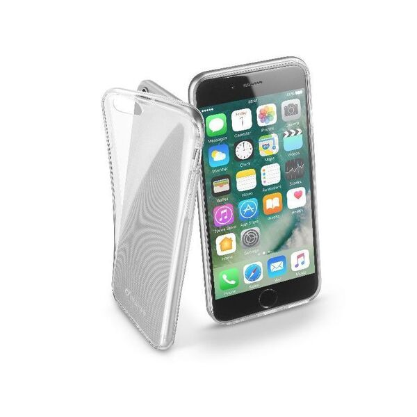 Калъф Cellularline FINE IPHONE SE (2020)/8/7 прозрачен
