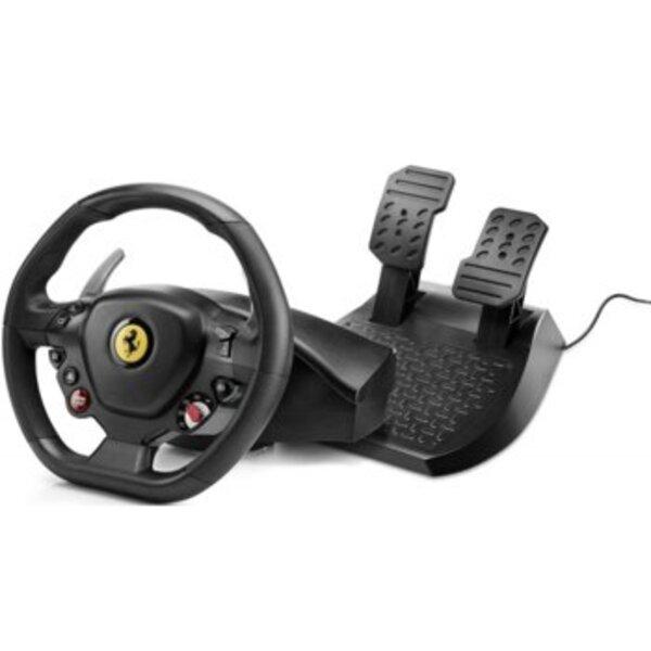 Компютърен аксесоар Thrustmaster Волан и педали T80 Ferrari 488 GTB PS4 / PS3