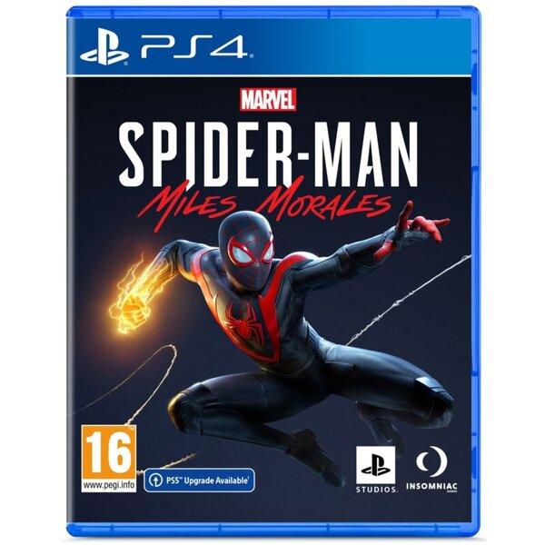 Игра PlayStation 4 Marvel's Spider-Man: Miles Morales
