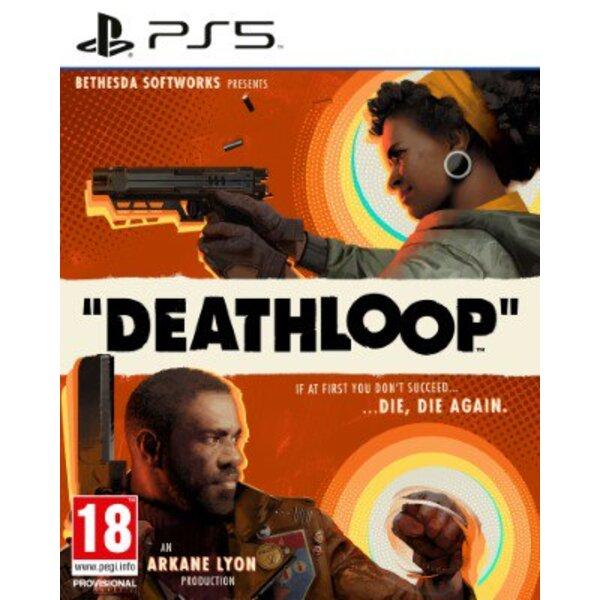 Игра Ubisoft DEATHLOOP (PS5)