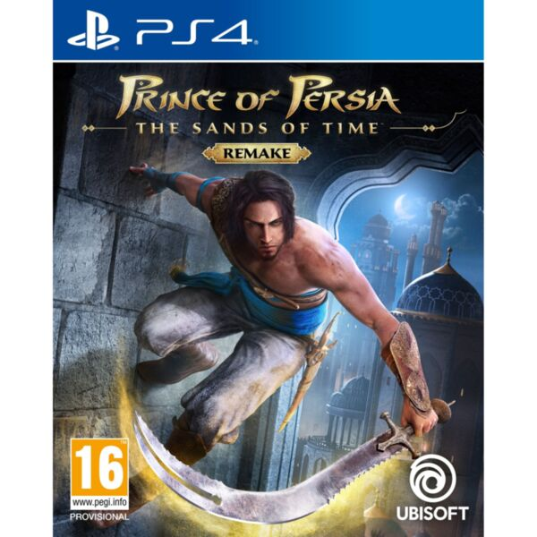 Игра Ubisoft PRINCE OF PERSIA SANDS OF TIME REMAKE (PS4)