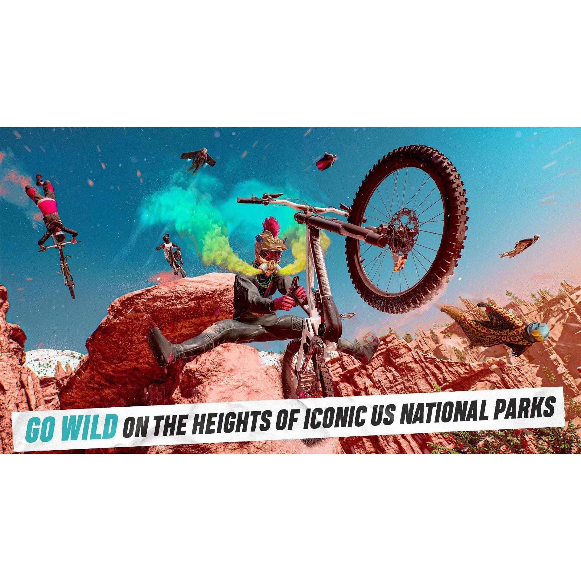 Игра Ubisoft RIDERS REPUBLIC FREERIDE DAY1 EDITION (PS5)