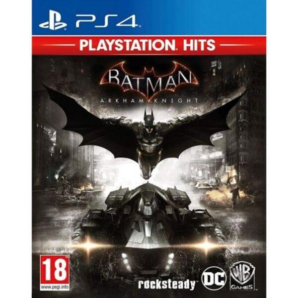 Игра WB Batman Arkham Knight /HITS/ (PS4)