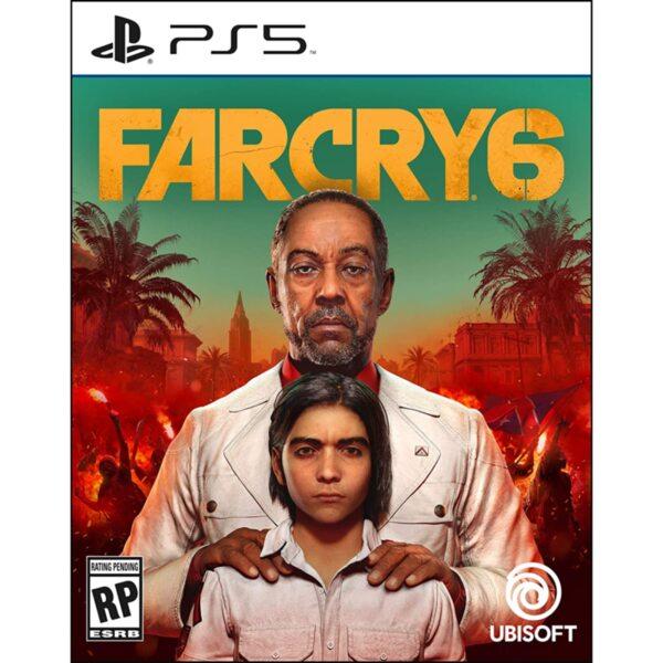Игра Ubisoft FAR CRY 6 YARA EDITION (PS5)