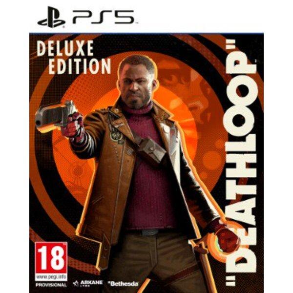 Игра Ubisoft DEATHLOOP DELUXE EDITION (PS5)