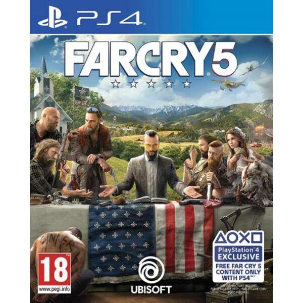 Игра Ubisoft FAR CRY 5 (PS4)