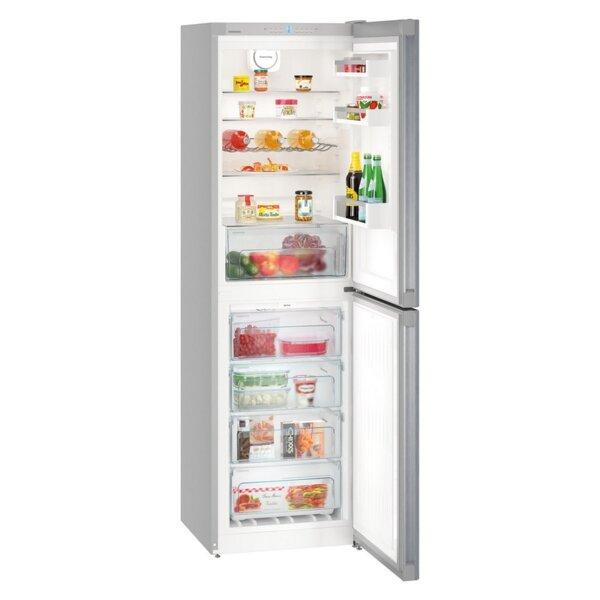 Хладилник с фризер Liebherr CNEL 4713/KGNI2060 , 334 l, E , No Frost , Сив