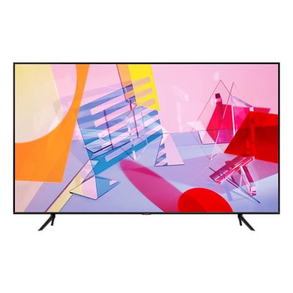 Телевизор Samsung QE55Q60TAUXXH , 139 см, 3840x2160 UHD-4K , 55 inch, QLED