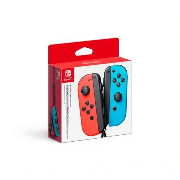 Джойстик Nintendo Switch JOY-CON Red/Blue
