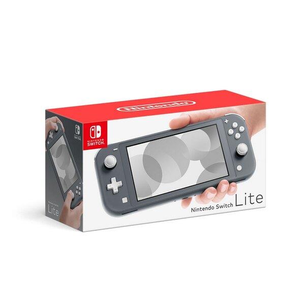 Конзола Nintendo Switch Lite Grey
