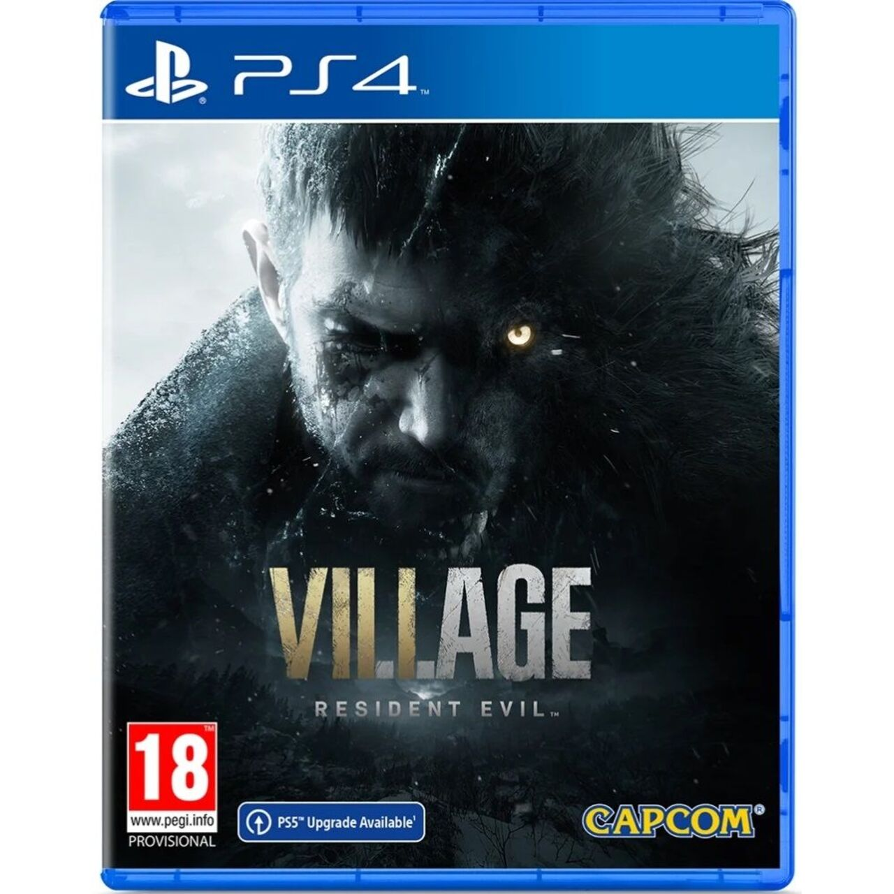 Игра CAPCOM RESIDENT EVIL VILLAGE (PS4)