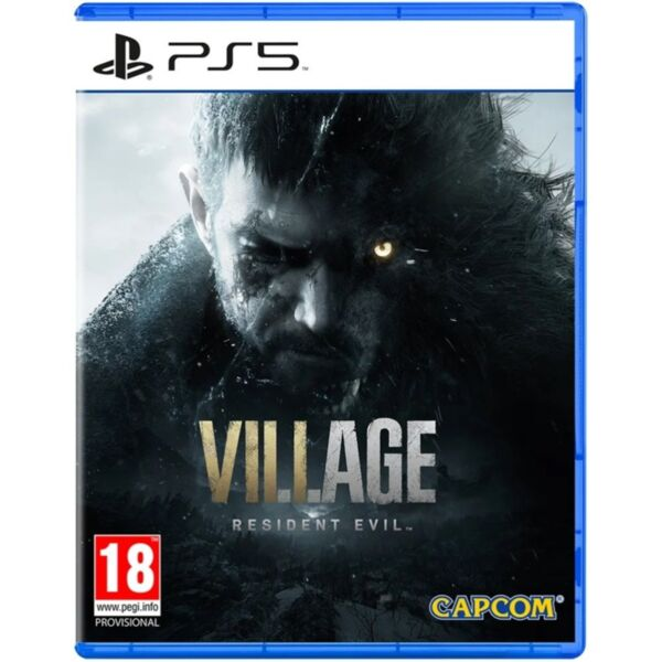 Игра CAPCOM RESIDENT EVIL VILLAGE (PS5)