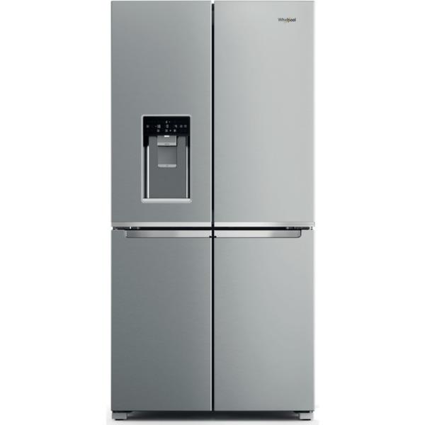 Хладилник с фризер Whirlpool WQ9I MO1L , 592 l, F , No Frost , Инокс